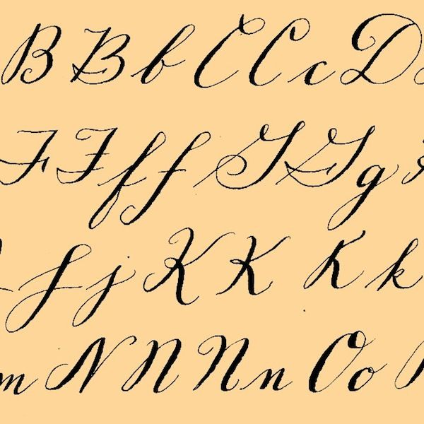 Best images about handwriting on pinterest fonts