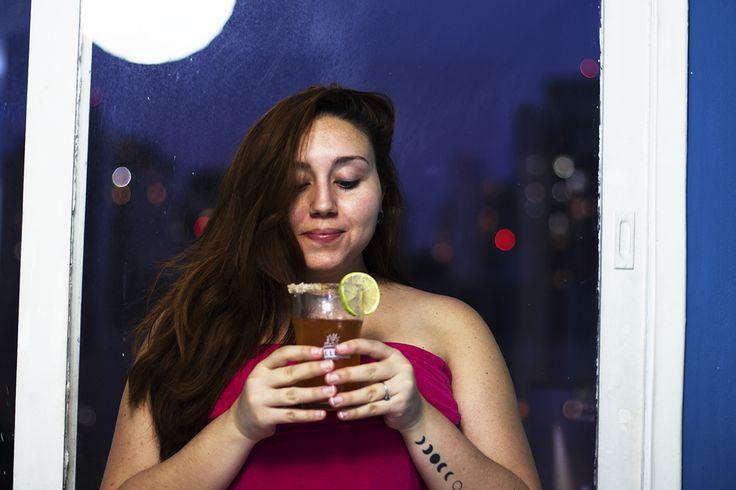 Receita de Michelada Drink super refrescante perfeito para o verão.