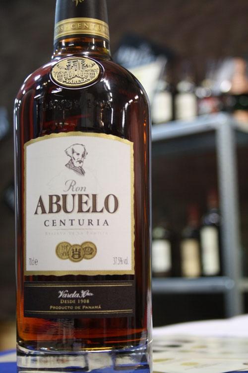 Ron Abuelo Centuria - Panamanian rum  varelahermanos.com