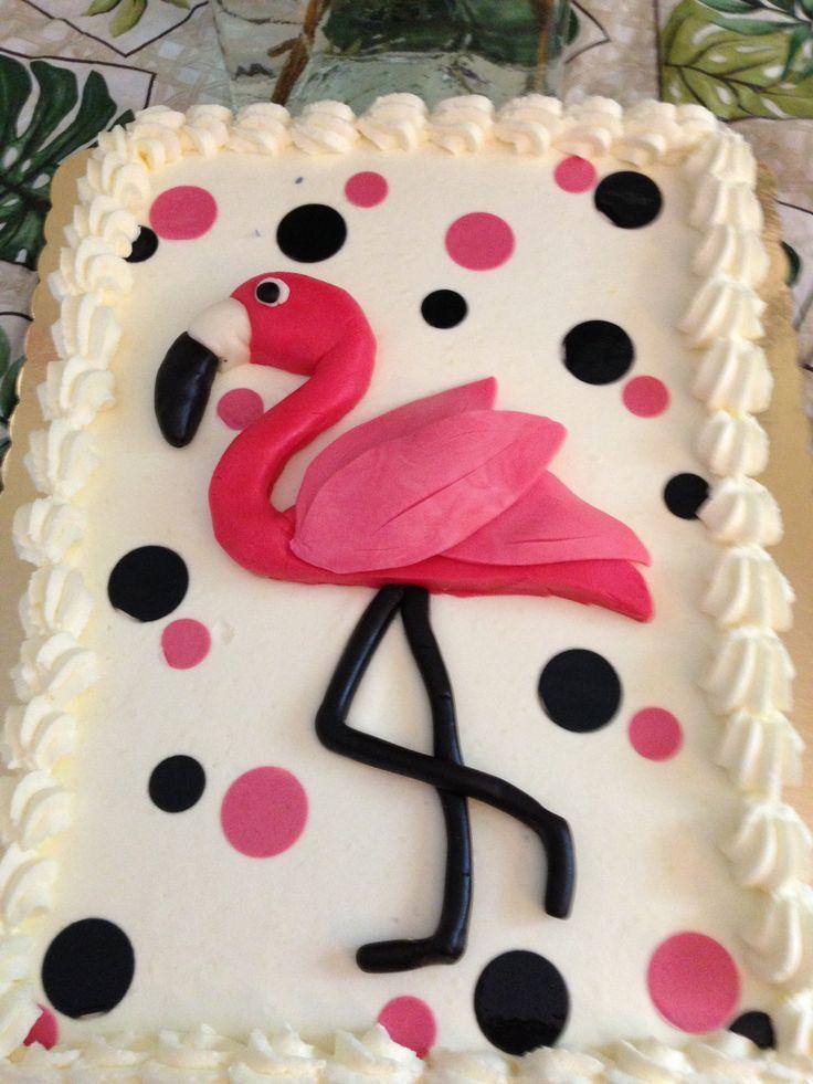 Flamingo Birthday Cake Pan