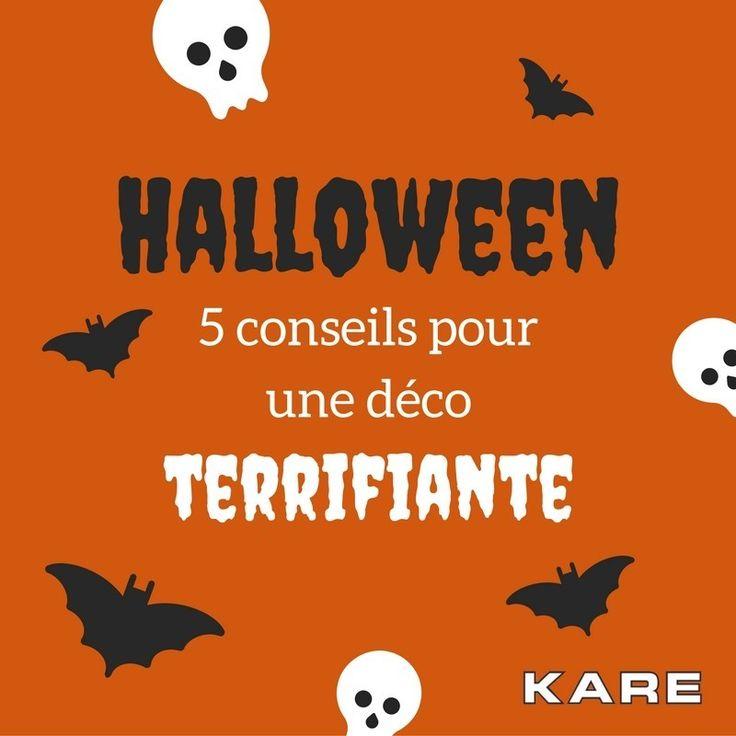 La fin du mois d'Octobre annonce une des fêtes les plus appréciées des petits et des grands : Halloween. Découvrez nos conseils pour décorer votre intérieur et le rendre effrayant et élégant à la fois.