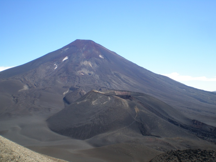 Volcanos at Malalcahuello National Reserve