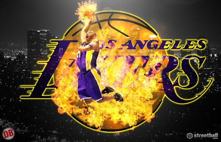 Lakers Wallpaper Kobe Bryant Dunk - Live Wallpaper HD