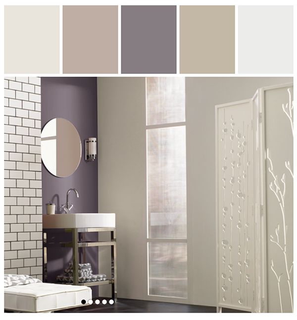 50 Best Gray With Purple Undertones Room Images On