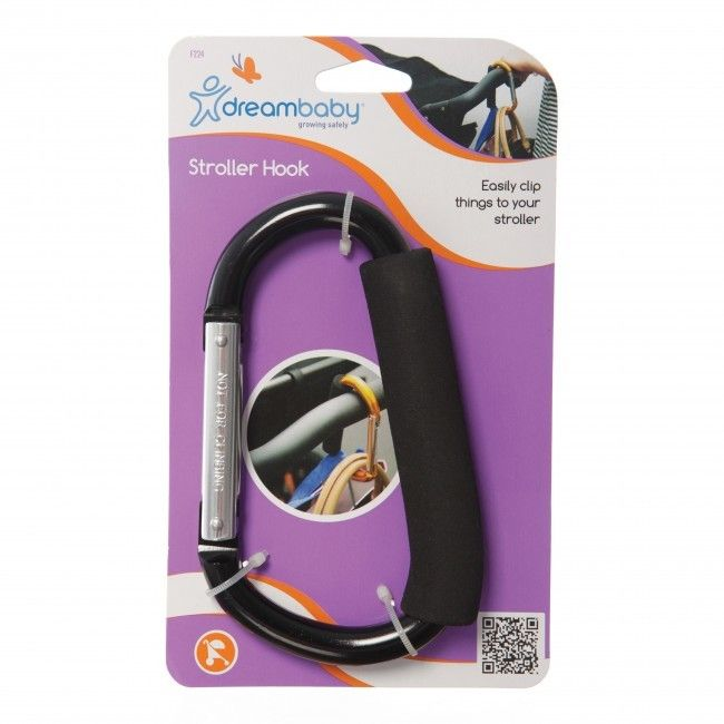 Dreambaby - Stroller Hook - Love Mum