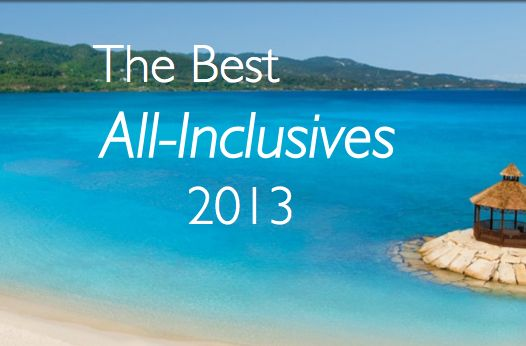 The Caribbean's Best All-Inclusive Resorts