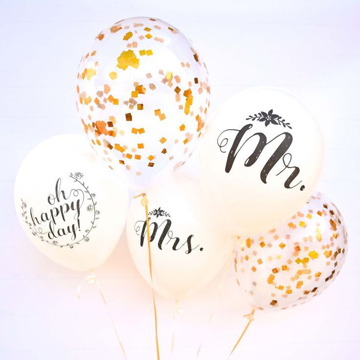 Looking for a memorable way to introduce the Mr. and Mrs.?  Our EXCLUSIVE MR. and MRS. wedding balloons are the essential and memorable decoration for your upcoming nuptials! Ships free from Twigsandtwirls.com