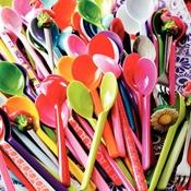 Melamine Spoons   Huset Shop