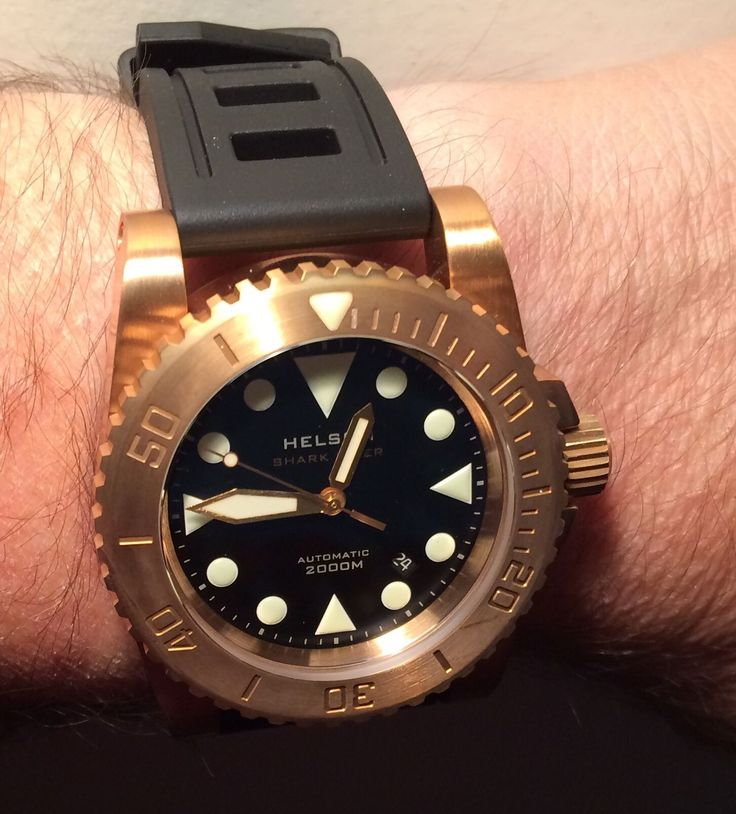 75 best images about watches on pinterest planets - Bronze dive watch ...