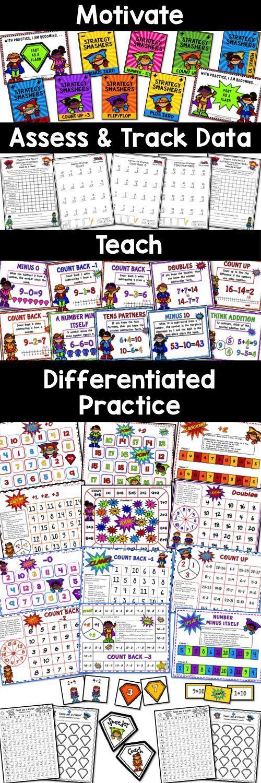 1353 best Math Fact Fluency images on Pinterest | Math fact fluency ...