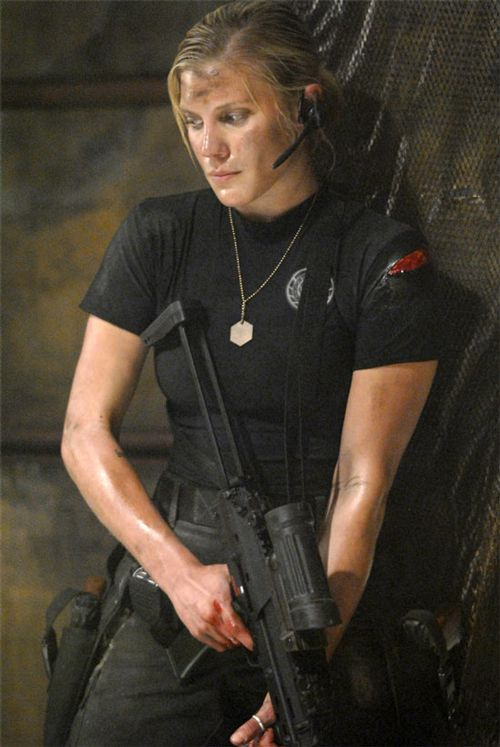"serindrana:    covenmouse:    totalfilm:     Katee Sackhoff talks all-female Expendables  Adi Shankar's ""all-female Expendables"" project has been moving gradually closer to fruition, with Katee Sackhoff one of the first names to sign on the dotted line for the forthcoming action fest…    my god, PLEASE    PERFECT YES    Please make this happen, I've been dying for this to happen."