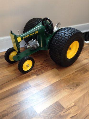 Oliver Super 88 Sewing Machine Tractor | eBay