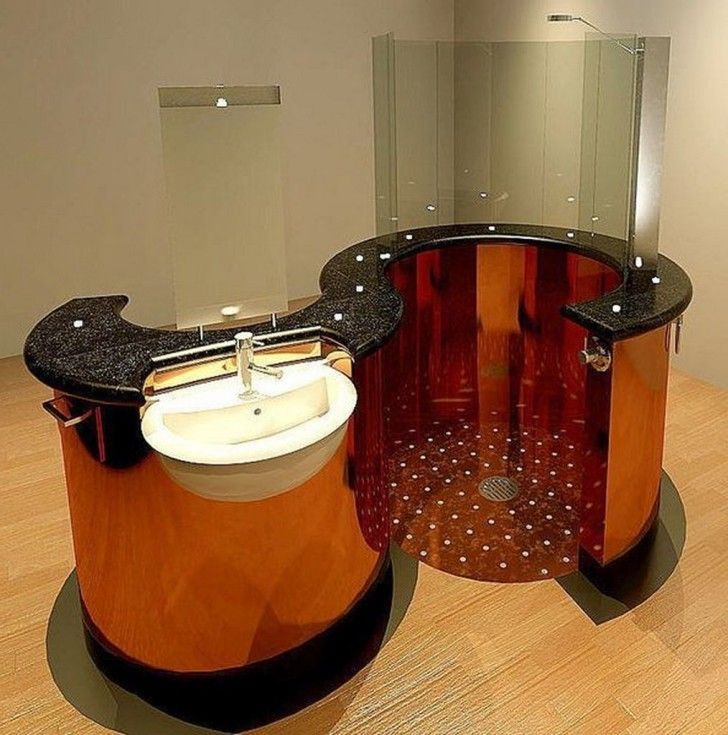 unique bathroom vanities for small spaces. 92 best Bathroom Inspirations images on Pinterest  design inspiration Faucets and Glass tile bathroom