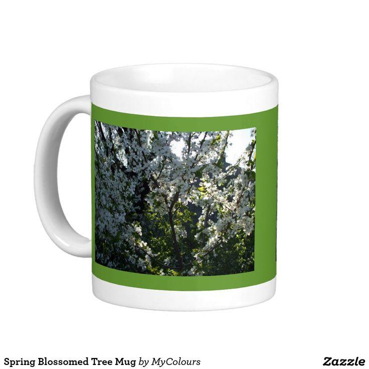 Spring Blossomed Tree Mug