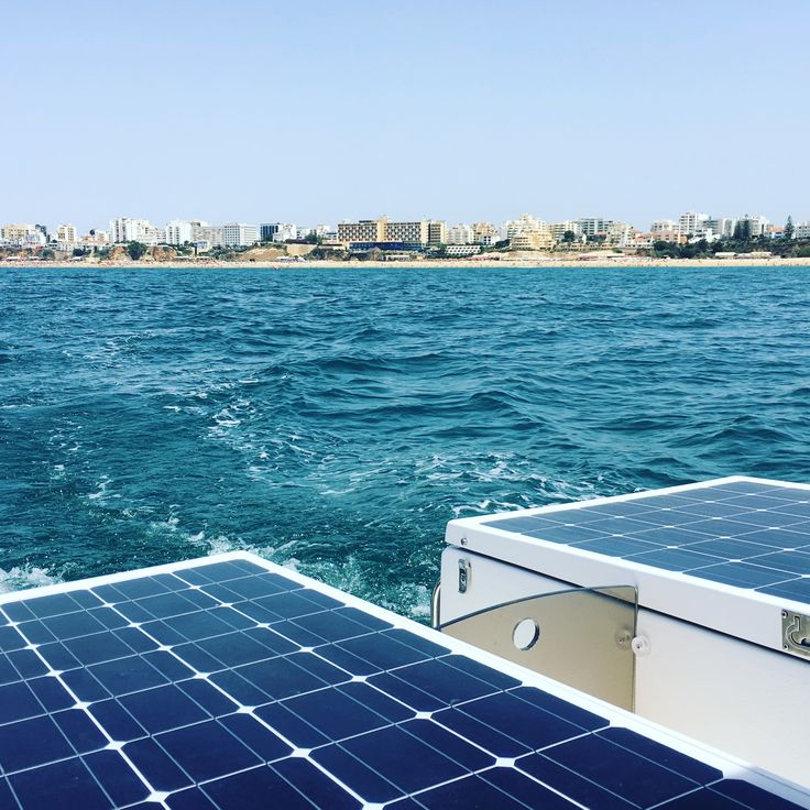 Hello Praia da Rocha! We hope that you're having a great time. We're expecting you to come on a solar boat trip with us. Online booking at www.algarvesunboat.com