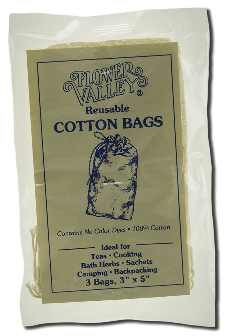 Reusable Cotton Bag 3 BAG 12 Packes - Flower Valley * For more information, visit image link. (This is an affiliate link and I receive a commission for the sales)