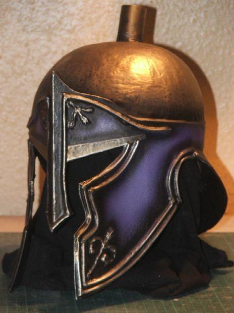Picture of Spartan, Greek or Trojan type Helmet