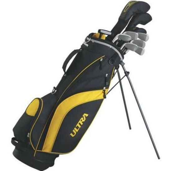 Complete Golf Set Men's Right Handed Stand Bag Golf Clubs Sport NEW  #1
