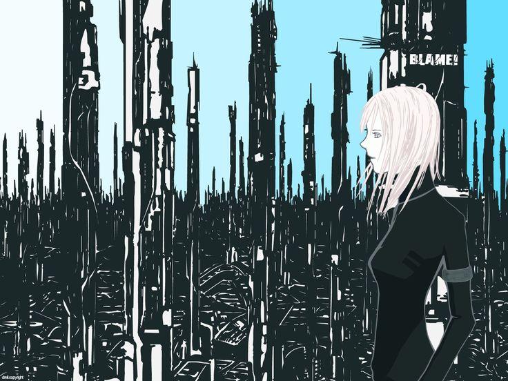 BLAME! - Manga (imagem)