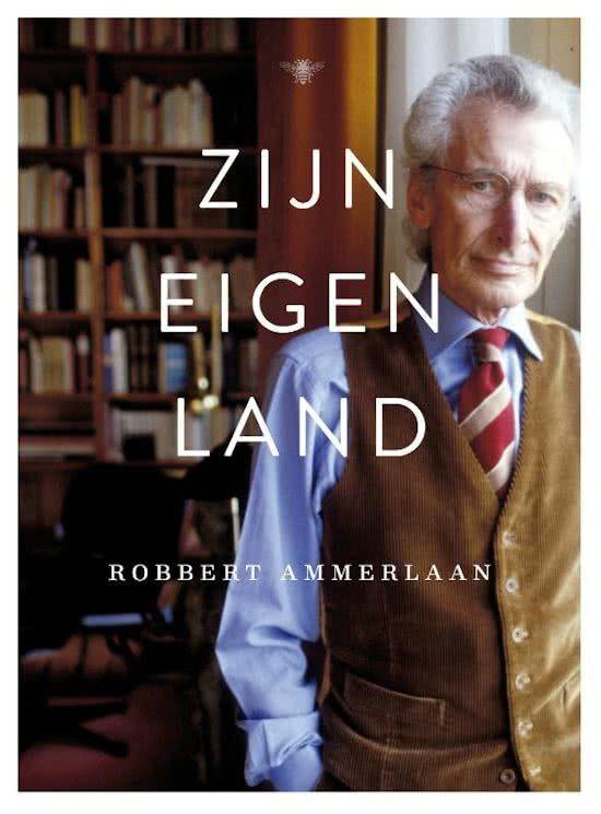 """""""Zijn eigen land"""" Robbert Ammerlaan. Een zoektocht door de werkkamer van Harry Mulisch."""