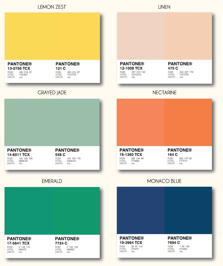 25 best COLOR images on Pinterest Color palettes, Color trends - cmyk color chart
