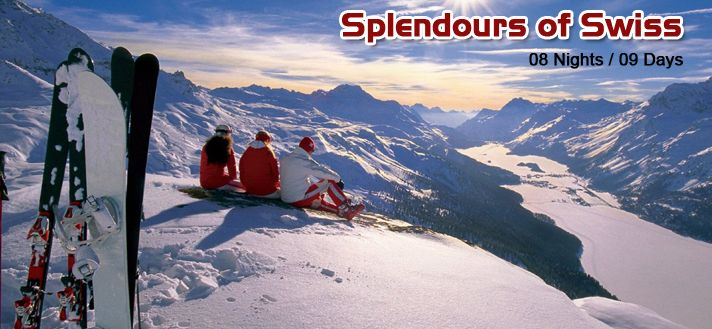#EuropeGroupTours Offers Book Best #Luxury #Switzerland #Holiday #TourPackages 2015 from #Delhi #India with best deals on #Hotels or #Resorts.