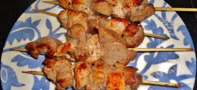 Eenvoudig heel lekkere Oosterse spiesen als bijgerecht. lekker met BAMI http://www.smulweb.nl/recepten/1354839/Variatie-op-bami-van-de-chinees