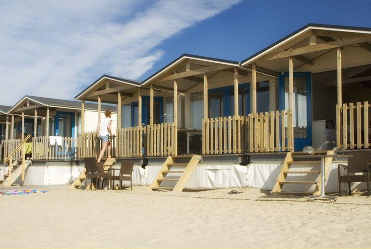 Slapen in een Strandhuisje in Wijk aan Zee - Origineel overnachten