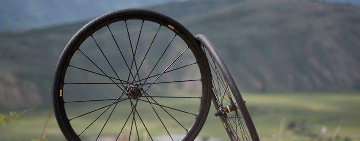 Mavic Ksyrium Pro Allroad, un set de ruedas ideales para cicloturismo que se adaptan a las nuevas ofertas en bicicletas de carretera para aventuras