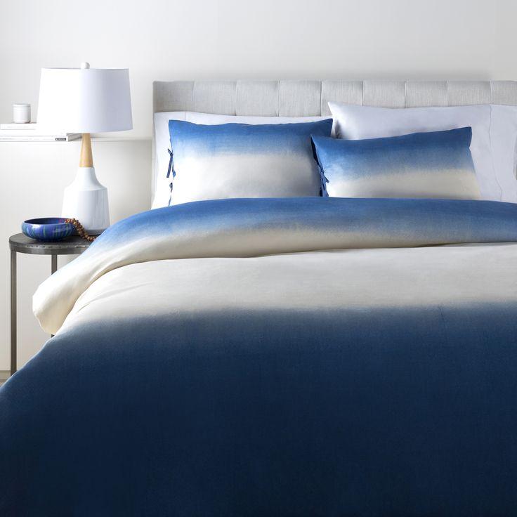 Gray ombre comforter : Best ombre bedding ideas on grey duvet