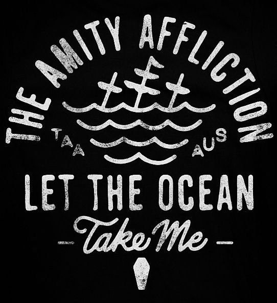 The Amity Affliction Black