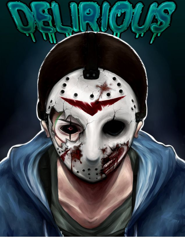 Wow! Awesome Delirious fan art