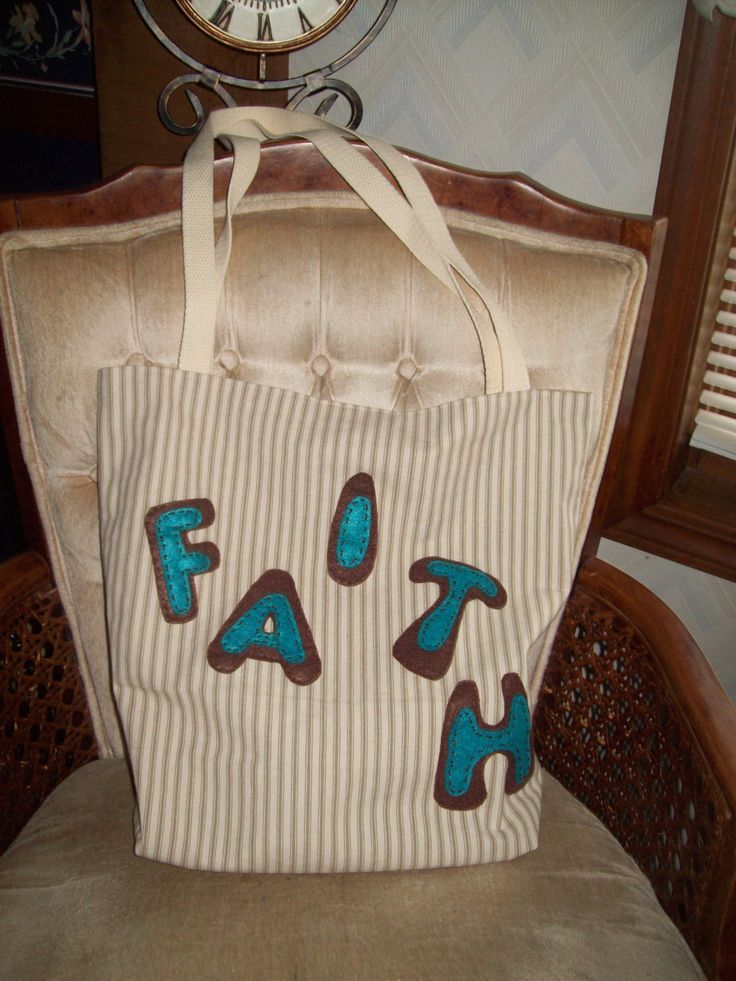 Faith Bag, designed to help, inspire, delight and bring hope to someone going through a difficult season. Filled with inspirational gifts by BagsToBritchesLLC on Etsy