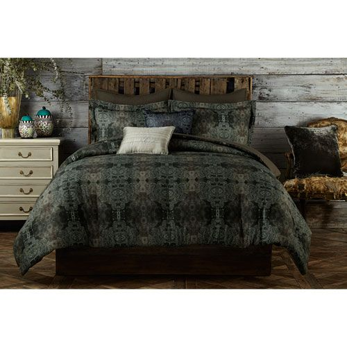 Gigi Gray King Comforter Set Poetic Wanderlust By Tracy Porter Comforter Set Comforter Set