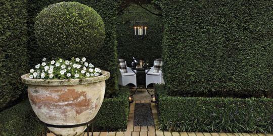 Huka Lodge, New Zealand. Interior Designer: Virginia Fisher Landscape Design…