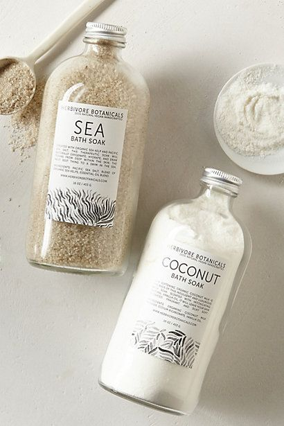 Herbivore Botanicals Bath Soak