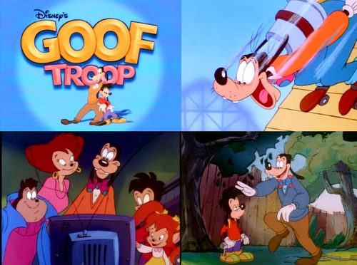 Toon Disney at its finest.