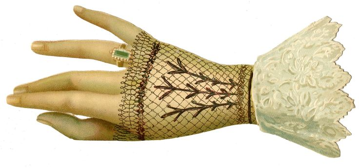 *The Graphics Fairy LLC*: Victorian Image - Extraordinary Ladies Hand with Ring