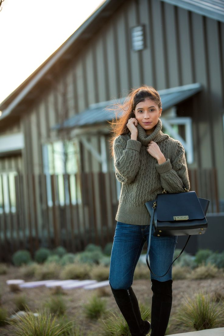 cute winter outfit - napa valley - visit stylishlyme.com to view more photos and read some tips on what to wear to Napa Valley in January