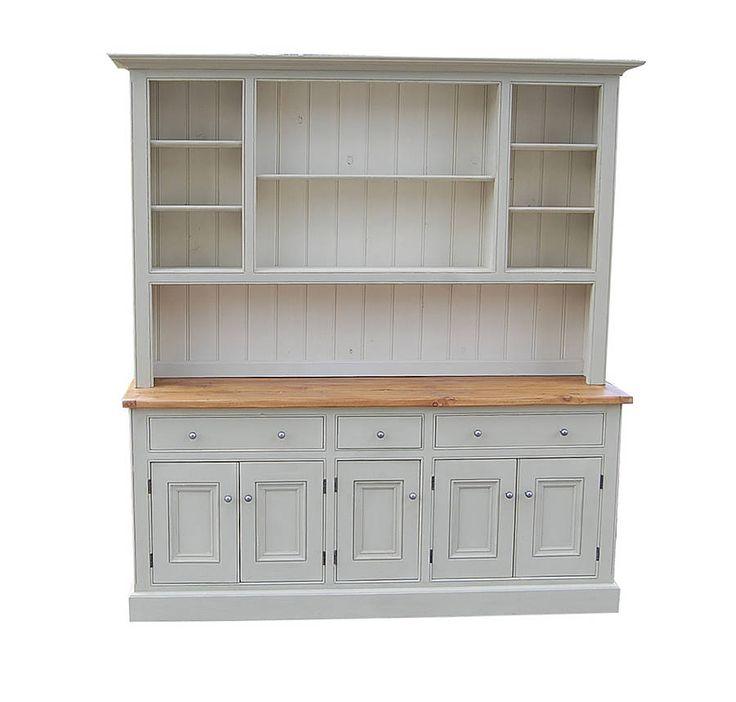 bespoke handmade dresser by eastburn country furniture | notonthehighstreet.com