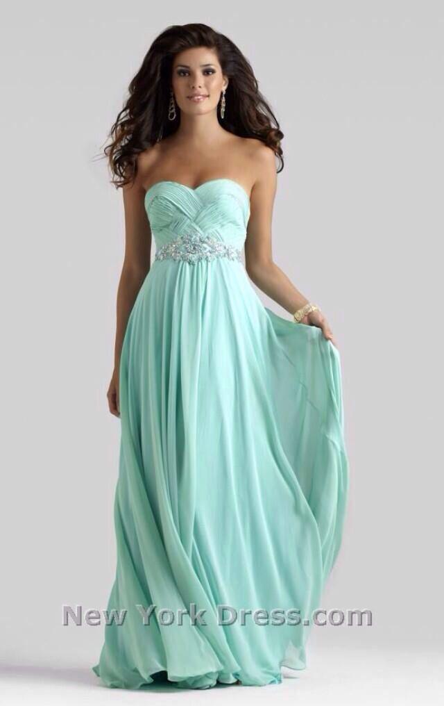 Beautiful Green Prom Dress