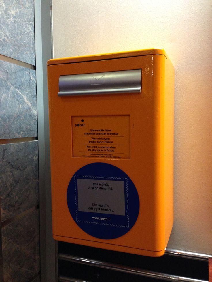 postbox stockholm 1