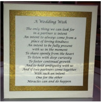 A Wedding Wish By The Father Of Bride Who Gave Beautiful Speech