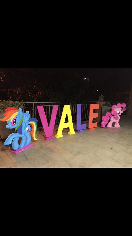"Fiesta My Little Pony!!! ""Cumple 6 de vale"""