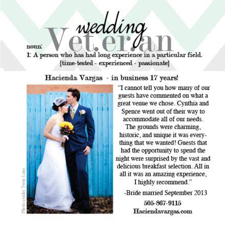 Hacienda Vargas in Algodones has been a wedding destination venue in New Mexico for 17 years! #weddingveteran