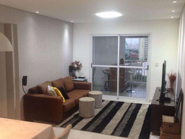 Alugue Apartamento com 3 Quartos e 90 m² por R$ 1.805/Mês em Jardim Satélite - São José dos Campos - SP. Fale com Seta Imobiliária.