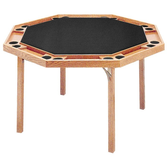 how to build an octagon poker table top