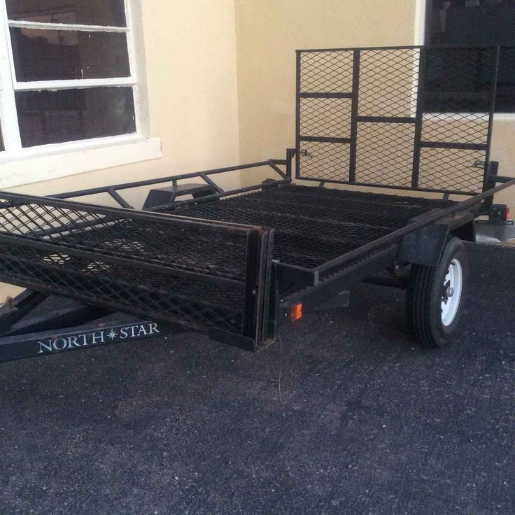 Used 2007 Nstar NSTAR ATVs For Sale in Texas. 2007 NSTAR Used Trailer - For Sale up loaded from sides also..