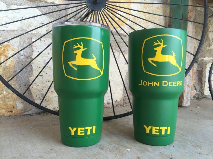 Customized Yeti Ramblers By Guns Up Hydrographics