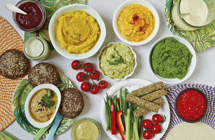 Dips! Dressings! Sauces! Desserts! Try them all in Good + Simple.